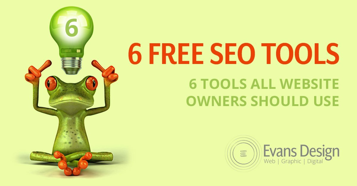6 Free SEO Tools Business Owners Should be Using