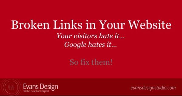 Fix Broken Weblinks Atlanta
